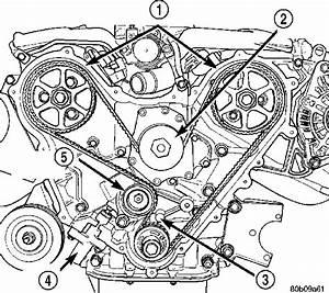 service manual 2010 chrysler 300 timing chain diagram With 35 chrysler timing belt diagram