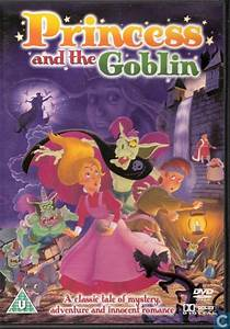 The Princess And The Goblin - Dvd