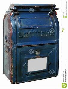 vintage letter box royalty free stock photo image 1647195 With vintage letter box