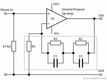 Riaa Calculator Active Circuit Preamp Diagram Simple