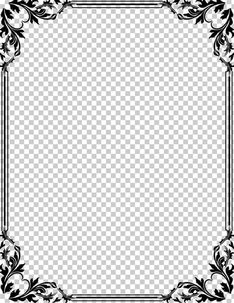 clipart corel draw picture frame design pictures