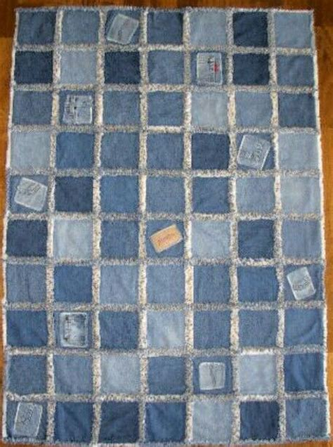 blue jean quilt 8 best images about crafts blue jean quilts on