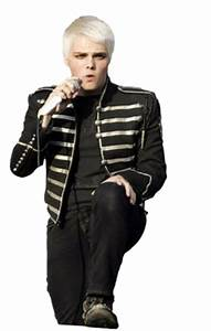 'The Black Parade' is an epic, theatrica by Gerard Way ...