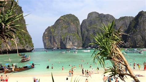 Ko Phi Phi And Railey Thailand In 4k Ultra Hd Youtube