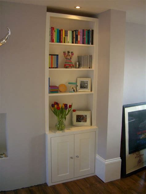Bookcase With Cupboard by Trad Alcove Bookcase Cupboard Option Would Do Without