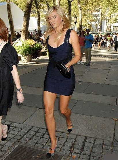 Sharapova Maria Party Dresses Short Tennis Tight