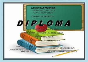 DIPLOMAS BLANCA