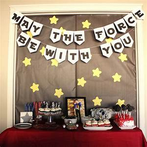 Tips, For, Planning, A, Star, Wars, Party, With, Free, Printables