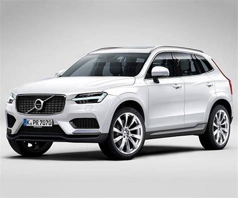 2018 Redesigned Suv by 2018 Volvo Xc60 Will Get New Fully Redesigned Hybrid Version
