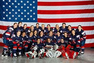 USA and Canada Given Best Gold Medal Odds in Women's Hockey