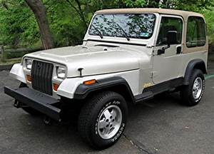 Jeep Wrangler Yj 1987