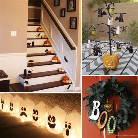 25 Halloween Decorations Diy Easy