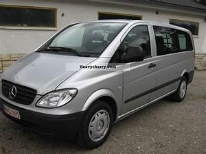 Vito 115 Cdi : mercedes benz vito 115 cdi long mixto 6 seats truck registration 2006 estate minibus up to ~ Gottalentnigeria.com Avis de Voitures