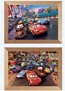 Disney Cars Printable Frames