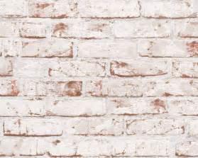 tapete steinoptik wohnzimmer white painted wall