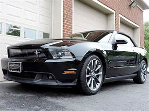 2011 Ford Mustang GT Premium California Special Convertible Stock # 129887 for sale near ...
