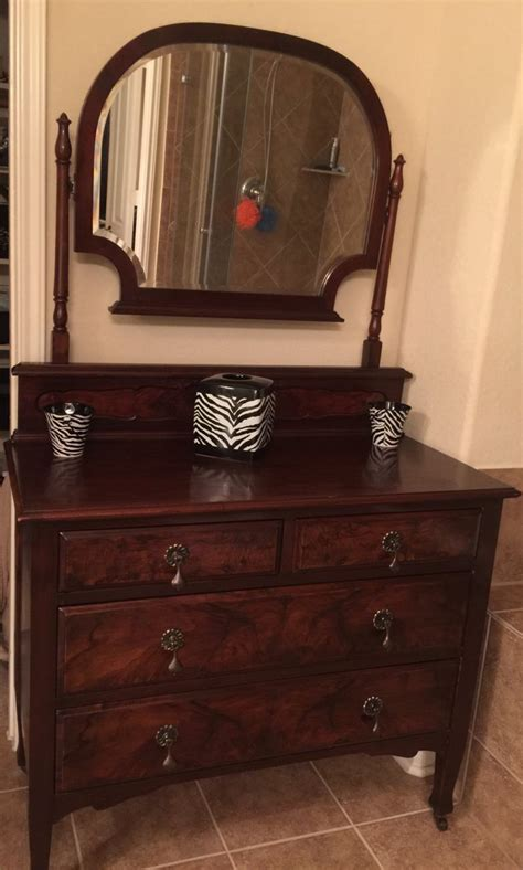 antique tiger oak dresser tiger oak dresser w mirror my antique furniture collection