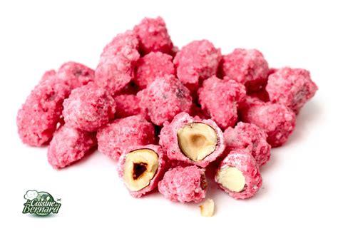 750g com recette cuisine la cuisine de bernard pralines roses