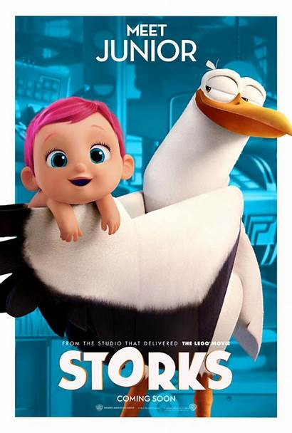 Storks Trailer Firstshowing Trailers Footage Compare