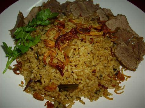 diari diela nasi daging kerabu tomato