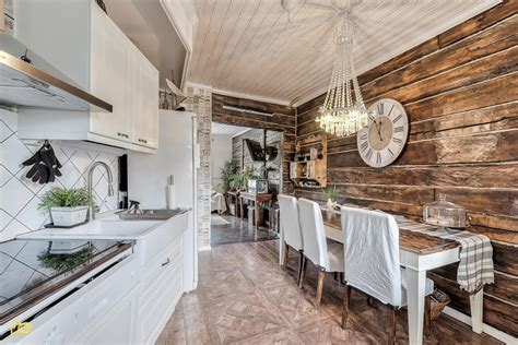 country style home   scandinavian twist