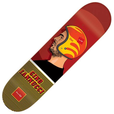 Are Chocolate Skateboard Decks by Chocolate Skateboards Chocolate Gino Iannucci Lids