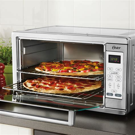 How To Use A Convection Toaster Oven oster 174 designed for large convection toaster