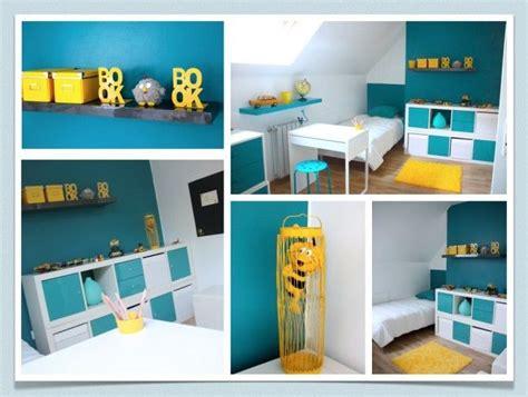 chambre jaune et bleu les 25 meilleures idées concernant salles de bains bleu