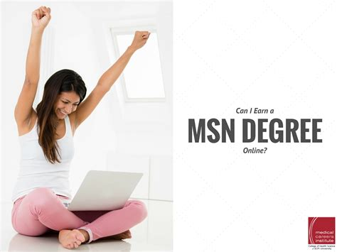 earn  masters degree  nursing