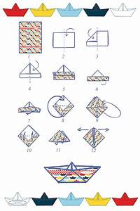 Pliage En Papier : paper boat dans mon bocal ~ Melissatoandfro.com Idées de Décoration