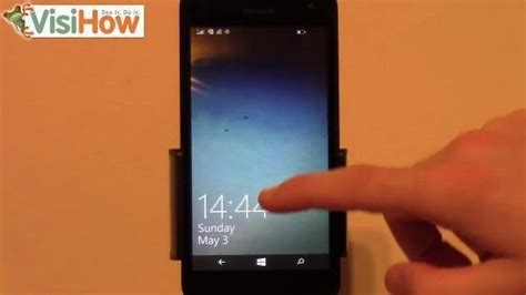 block and unblock contacts in whatsapp on microsoft lumia 535 visihow