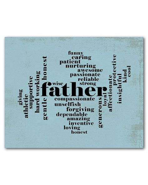 father s day wall art typography word art dad s day father defi