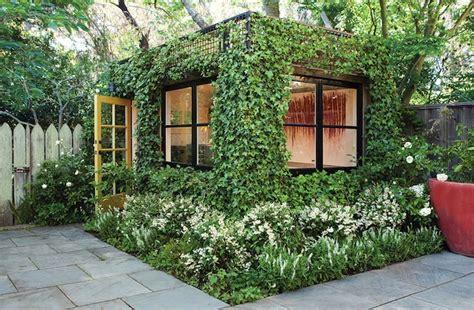 Secret Garden Cottage Designed By Scot Lewis Landscape