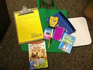Worship Bags or Busy Bags for your Children's Ministry to ...