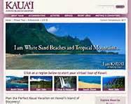 kauai visitors bureau website design kauai hawaii bend oregon