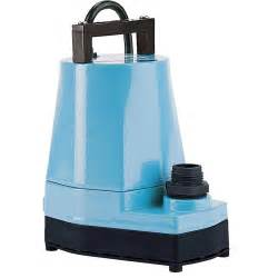 Little Giant 505000 5 Msp Submersible Utility Pump