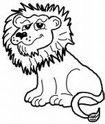 How to Draw Cartoon Lions   Jungle Animals Step by Step Drawing      Jungle Drawing With Animals