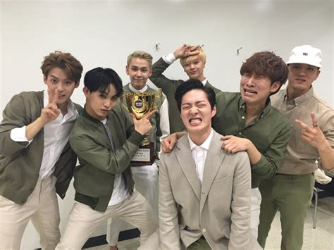 """Btob Takes 1st Win For """"remember That"""" On """"show Champion"""
