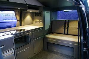 Vw T4 Twin Sliding Door Conversion With Buddy Seat