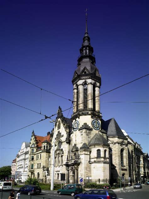 evangelisch reformierte kirche zu leipzig
