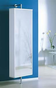 Schuhschrank Weiß Mit Spiegel : hochwertige und drehbare wandgarderobe schuhschrank im exklusiven design ~ Bigdaddyawards.com Haus und Dekorationen