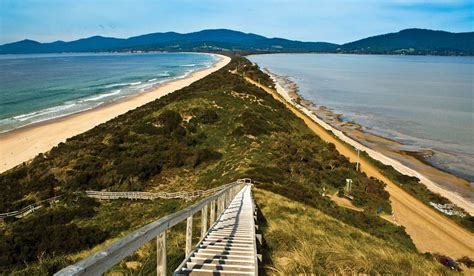 100 Best Views In Australia 80 The Neck Bruny Island