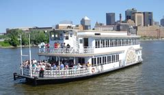Paddleford Boat by Padelford Riverboats The Cities Flagship Riverboats