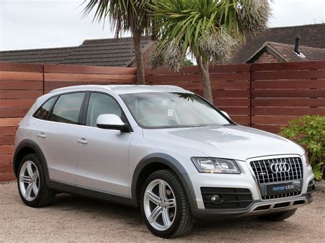 Audi Q5 For Sale by Used Silver Audi Q5 For Sale Dorset