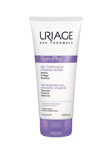 URIAGE Gyn-Phy attīrošs intīmās higiēnas gels, 200 ml ...