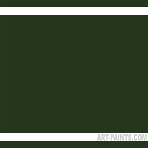 Olive Green Irodori Antique Watercolor Paints Ha040