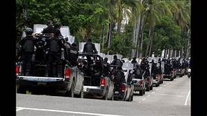 Mexico takes control of Acapulco police force over alleged ...