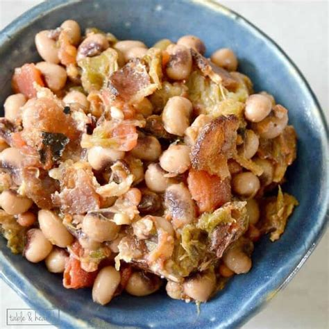easy side dishes quick and easy hoppin john side dish
