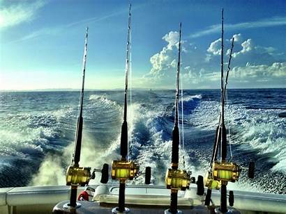 Fishing Offshore Wallpapers Rod Boats Shimano Elsoar