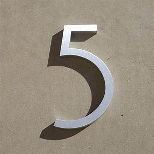 modern house numbers and letters With mid century modern house numbers and letters